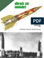 WAFFEN-V2 Aufbruch zur Raumfahrt (Waffen-Arsenal 91)