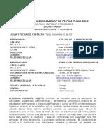 CONTRATO ARRENDAMIENTO JDC2018 VAD095 - COLEGIO DE LA PRESENTACIÓN CARTAGO (COHORTES 02-33-2017 Y 02-05-2018).docx