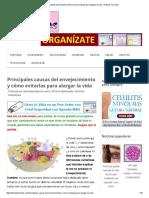 Principales causas del envejecimiento y cómo evitarlas para alargar la vida - Noticias Favoritas.pdf