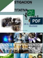 Inv Cuantitativa Tecnica e instrumento.ppt