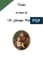 S. Giuseppe - Triduo