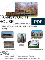 FRANSWORTH HOUSE.pptx