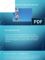 A FINANCIAL NEEDS OF TELICOM SECTOR.pptx