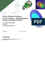 FEM ANSYS Mixed Heat Transfer.pdf