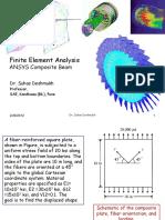 FEM ANSYS Composite Plate.pdf