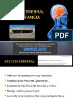 ABSCESO CEREBRAL ASPERGILOSIS 2013.ppt