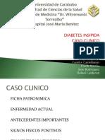 Copia de CASO CLINICO DIABETES INSIPIDA