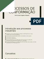 Processos de conformação (2)