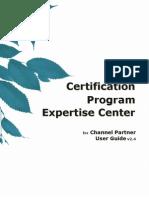 Expertise Center User Guide for D-Link Channel Partner User v2.4