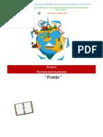 Proiect Franţa (1)