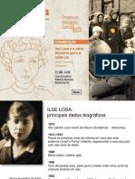 biografia ilse losa