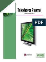 Treinamento em Televisores de Plasma LG