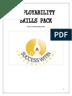 SWI Employability skills MANUAL