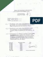 Examen Semestral Suministros y Recoleccion d