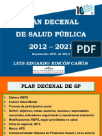 CLASE 2018 PDSP