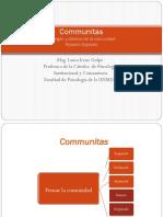 1erTEORICO Communitas diapositivas 2013