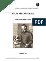 Padre António Vieira - Dossier temático
