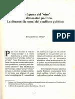 LasFigurasDelOtroEnLaDimensionPolitica