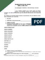 Dia Del Idioma Liceo Pedagogico Caterblanc 2018