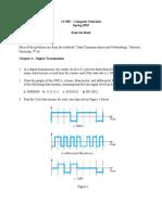 Sp2019 CS509 Exercise sheet 2