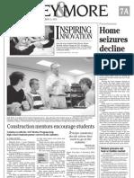 Money and More -- York Daily Record, Nov. 12, 2010