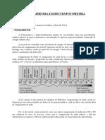 COLORIMETRIA - PRÁTICA I (1)