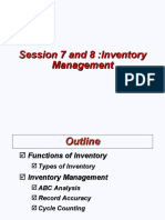 Session 7&8 - Inventory Management