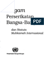 UN Charter Bahasa
