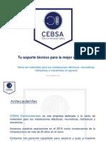 CEBSA Electromateriales 1017