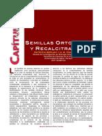 OBLIGATORIO Semillas Ortodoxas y Recalcitrantes (1)