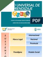Diseño Universal de Aprendizaje  y lectura facil _ DEE