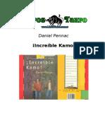 Daniel Pennac - Increible Kamo