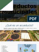 Acueductos Municipales