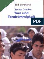Jüdischer Glaube - Tora und Torafrömmigkeit