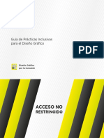 Guía de Prácticas Inclusivas para el Diseño Gráfico