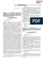 Resolución Administrativa 000055-2020-P-CE-PJ