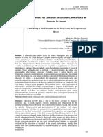 Uma Releitura da Educação para Surdos sob a ótica do entorno de Breves - Monique Parente e Danieli From