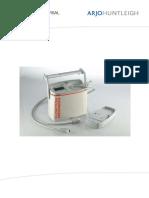 Arjo Huntleigh Flowtron Universal DVT Pump - Service manual