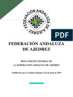 Reglamento General FADA Junio 2019