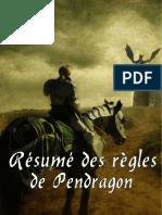 Resume_des_regles pendragon