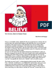 Yes Greece,There is Santa Claus