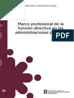 448-Marco profesional de la función directiva en las administraciones públicas_es gene catalunya