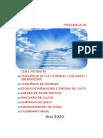 capa principal de relatorio anual