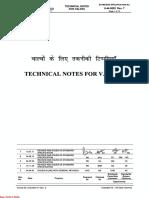 Tech notes for Valves