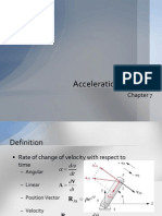Acceleration Analysis