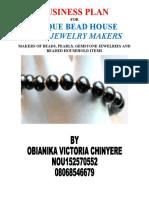 OBIANIKA VICTORIA, NOU152570552 Beads making