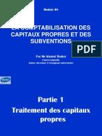 La comptabilisation des capitaux propres IMAC.pdf