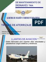 TRENES DE ATERRIZAJE B