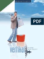 Vertikal - Begleitheft