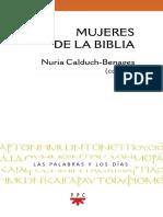 Mujeres de La Biblia_Nuria Calduch